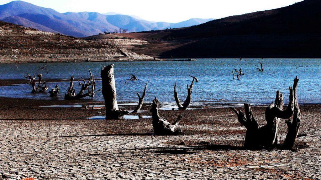 cambio climático lagos